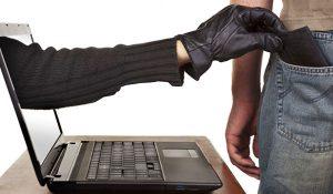 мошенники воруют личные  данные
