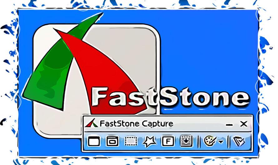 Запись и скрин-шоты с монитора: FastStone Capture и другие утилиты…