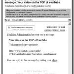мошенничество с youtube
